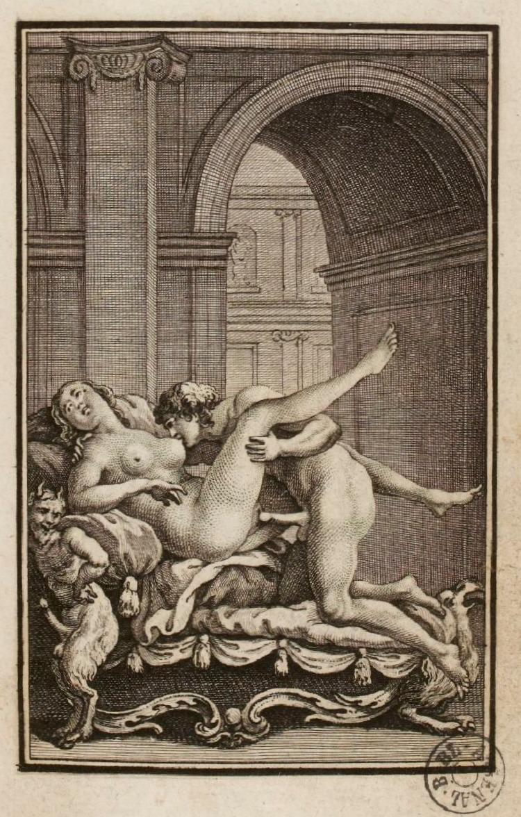 Love Sex In Renaissance Rome