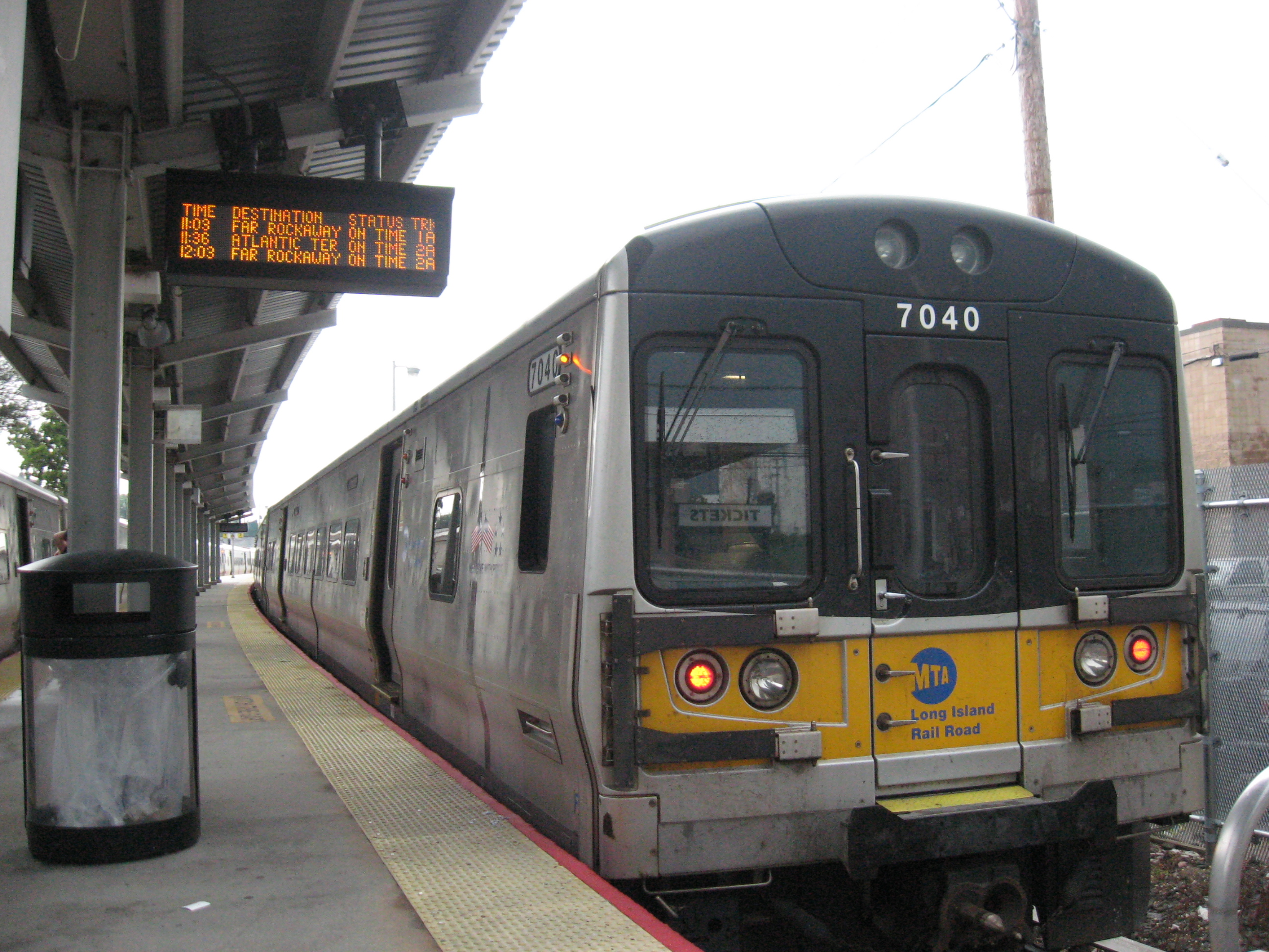 Long Island Railroad Train Schedule Far Rockaway