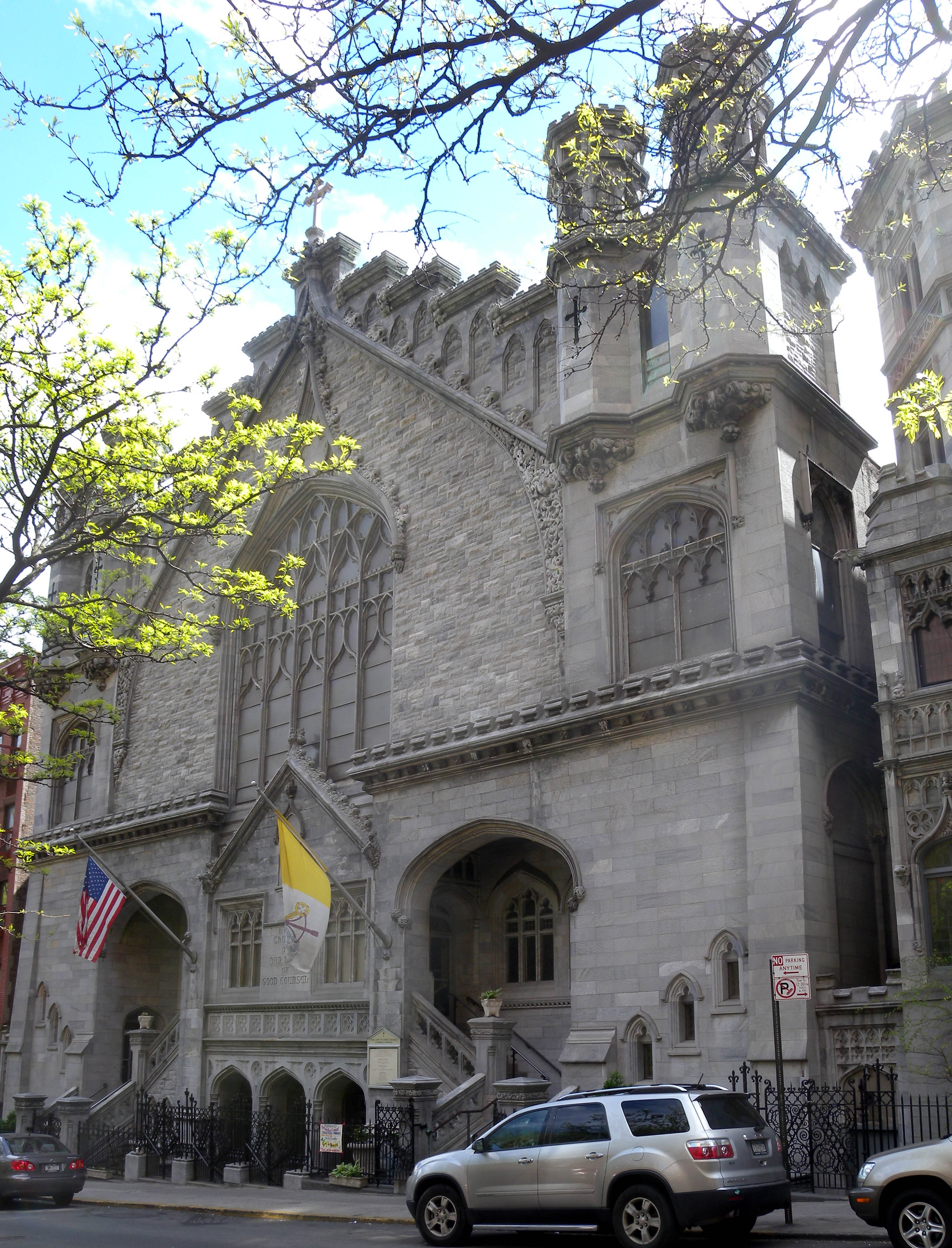 Image result for our lady good counsel 90th street