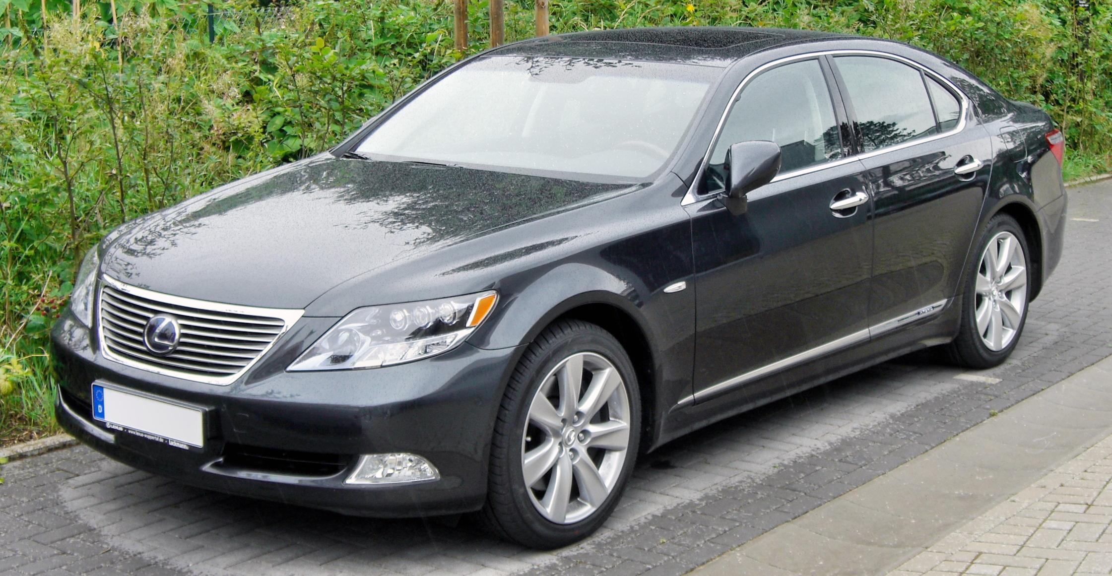 Lexus LS (XF40) - Wikipedia, the free encyclopedials lolitas
