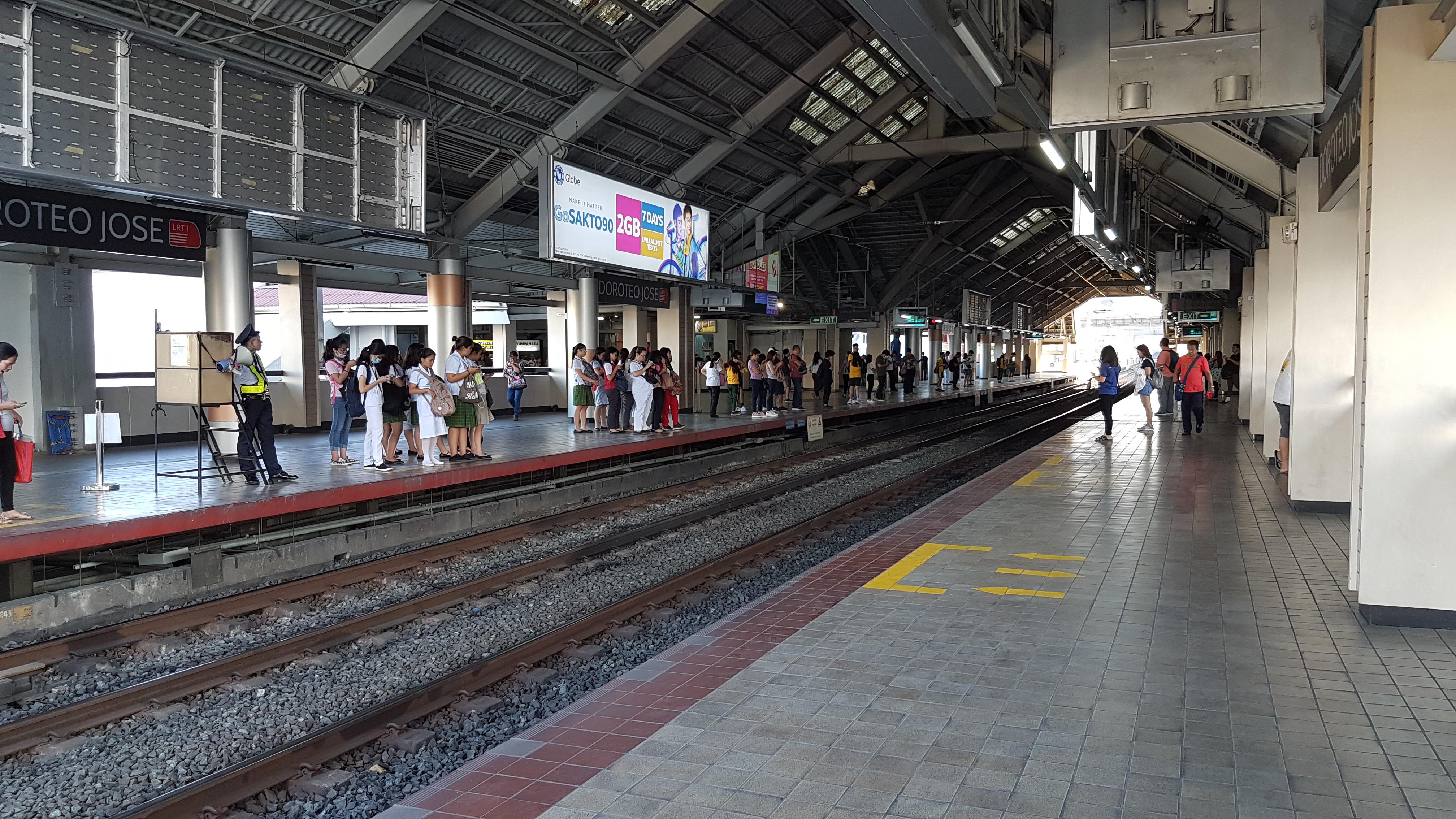 Doroteo Jose station - Wikipedia