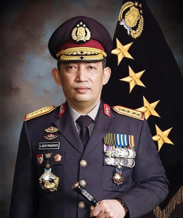 Listyo Sigit Prabowo, Chief of the Indonesian National Police.jpg