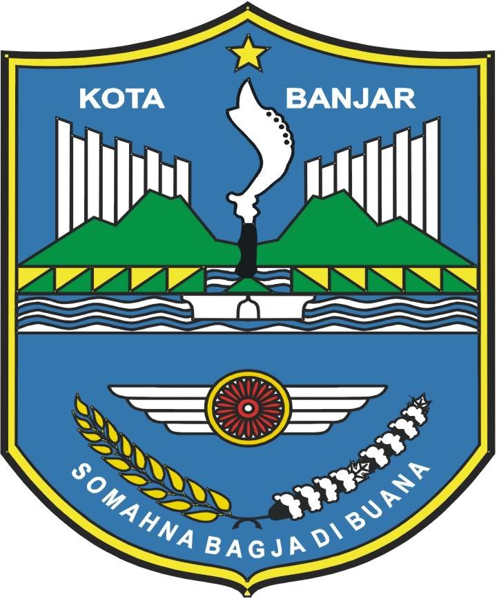 Berkas Logo Kota Banjar Jpg Wikipedia Bahasa Indonesia Ensiklopedia Bebas