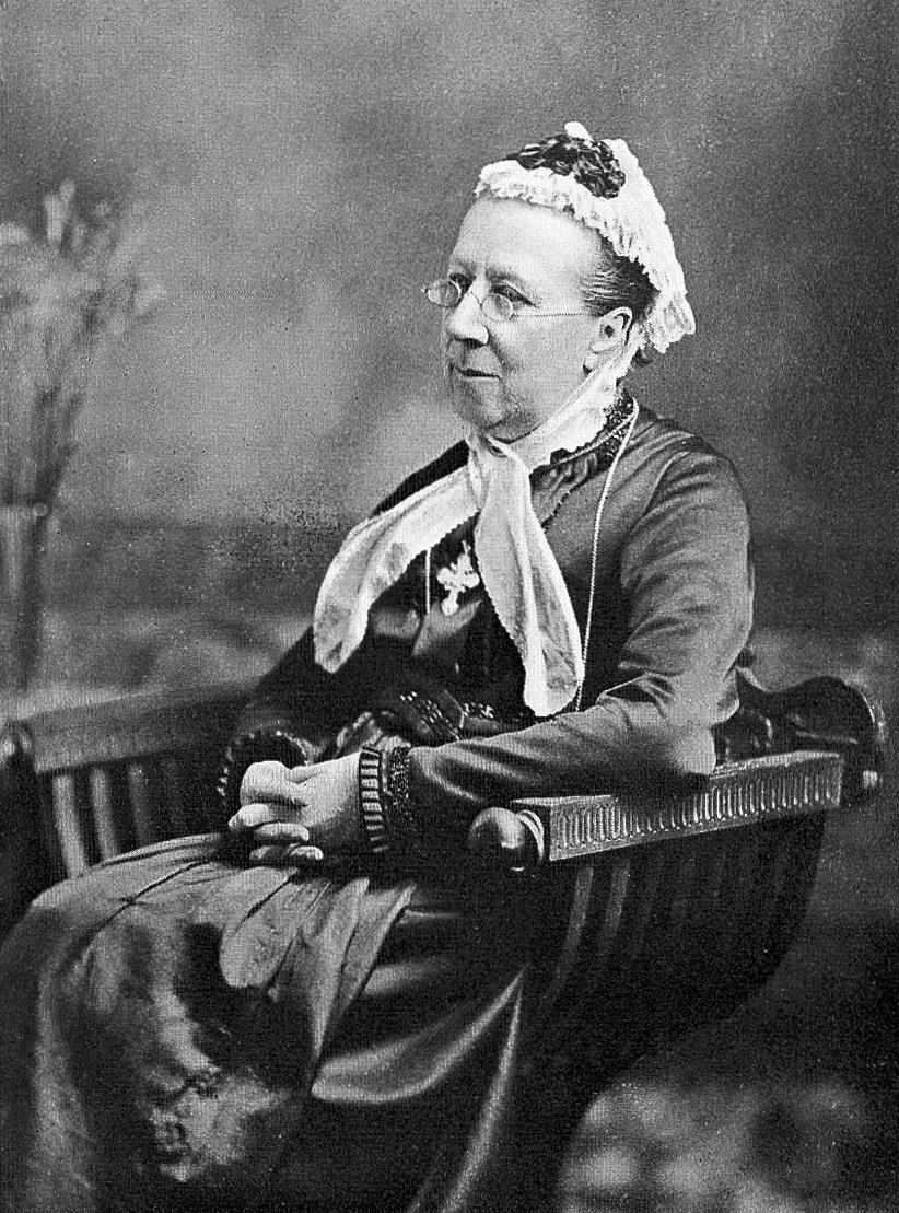 Louisa Twining c. 1906