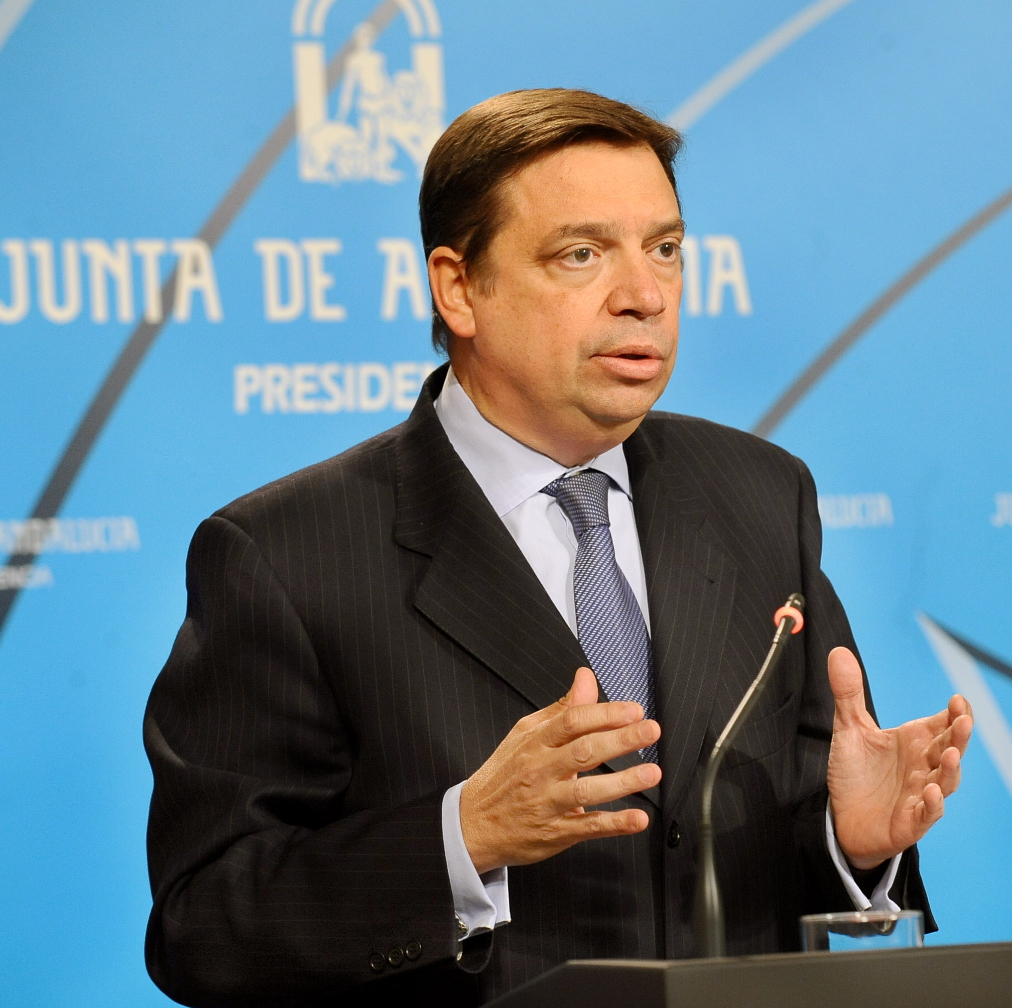 Luis Planas, ex Secretario General