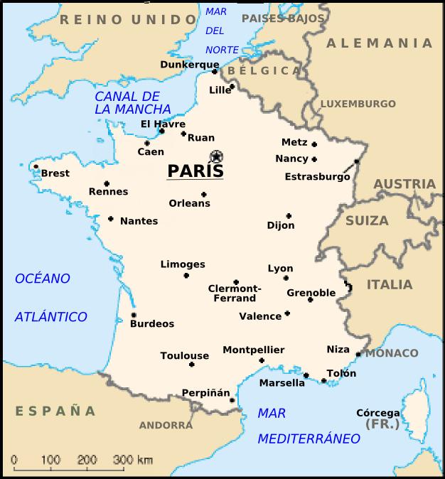 Archivo mapa de wikipedia la for Republica francesa wikipedia