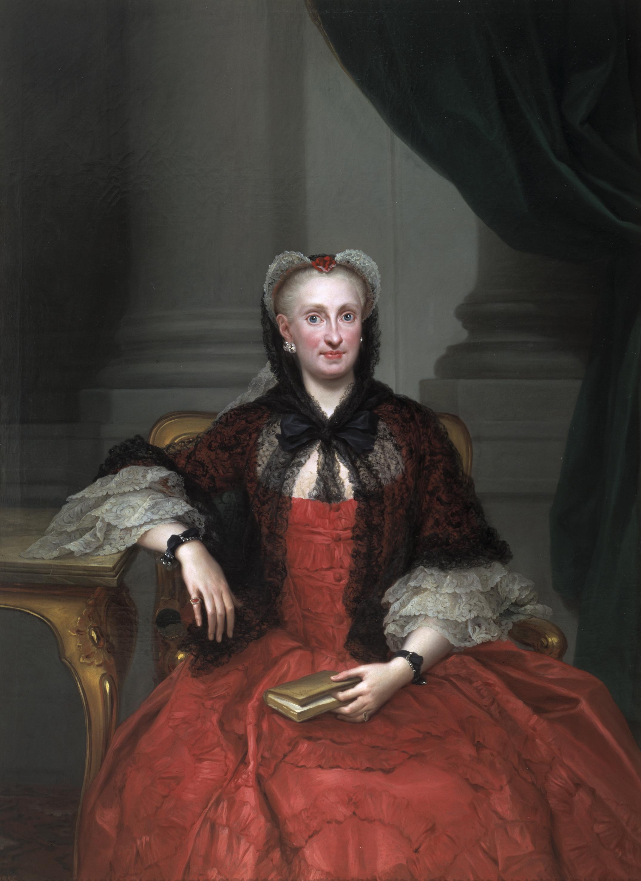 María Amalia de Sajonia, reina consorte de Nápoles y Sicilia;  Reina consorte de Spain.jpg