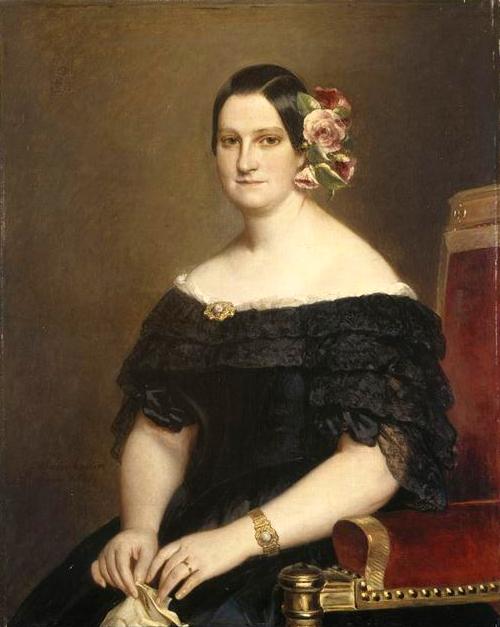Marie-Christine_de_Bourbon - Franz Xaver Winterhalter