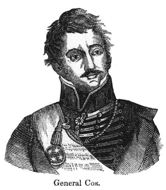 the life and political career of antonio lopez de santa anna Davy crockett david crockett was  this failed to help his political career and he was defeated in the 1835  general antonio lopez de santa anna now became.
