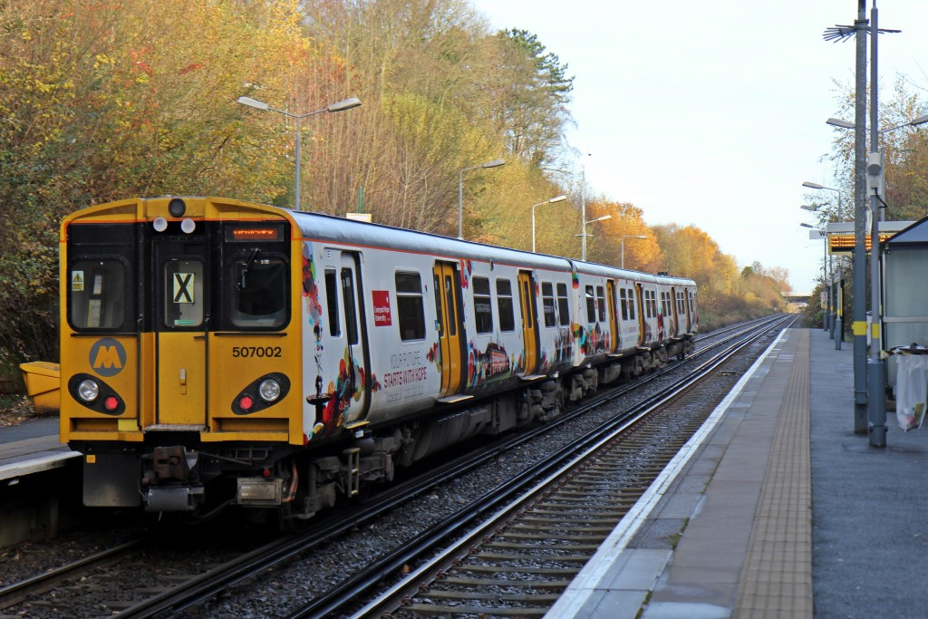 British Rail Class 507 Wikipedia