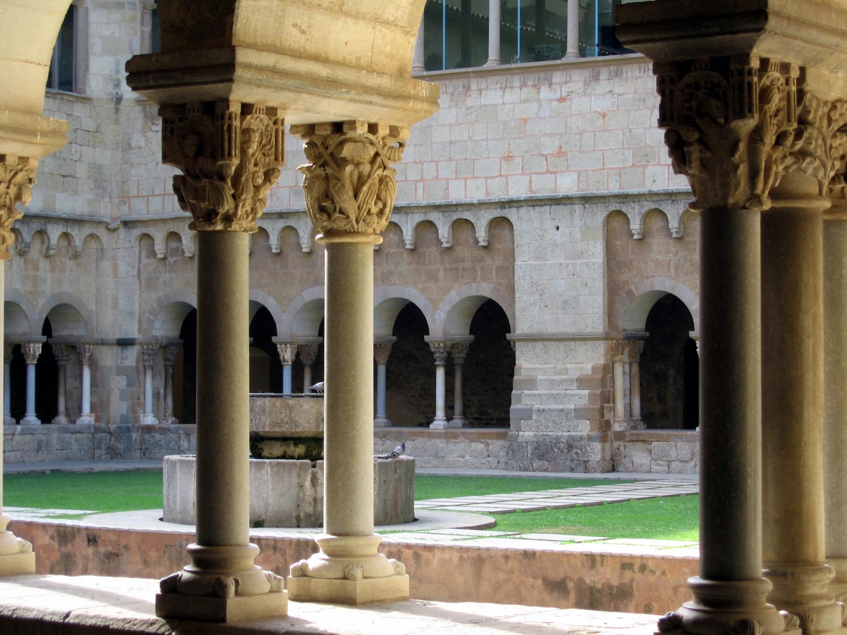 File monestir de sant cugat del vall s wikimedia - Empresas sant cugat del valles ...