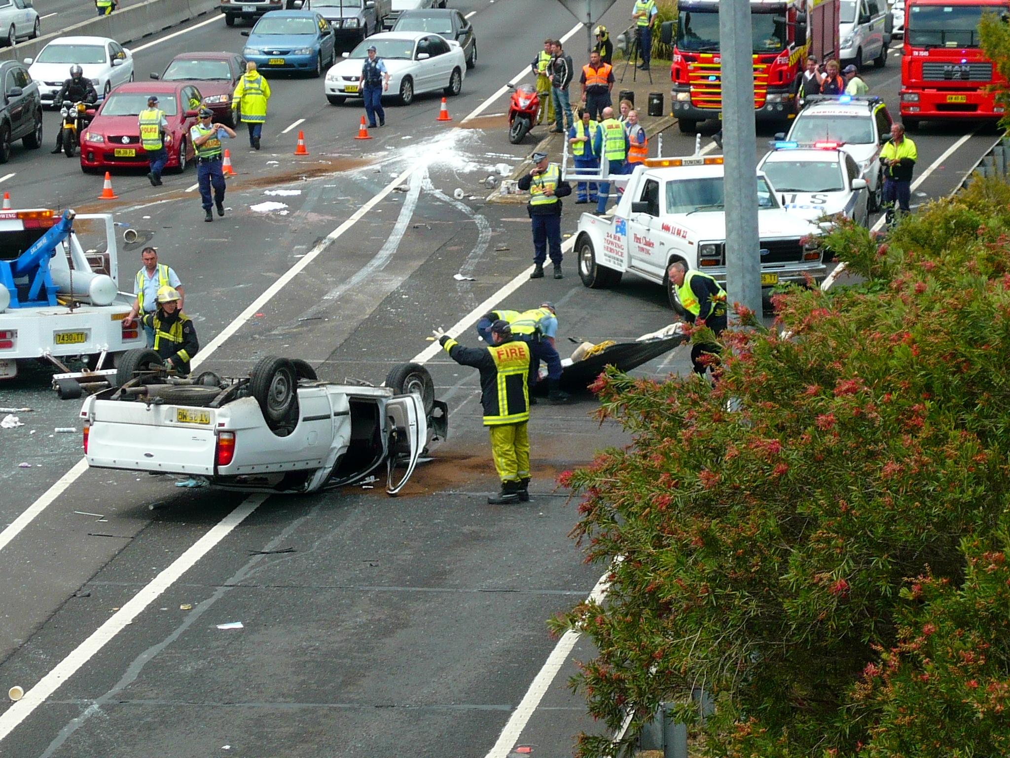 Car Accident Causing Sciatic Nerve Claims