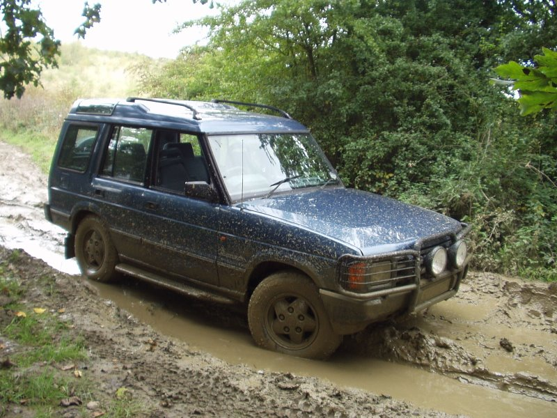 Doncaster Land Rover Used Car Manager Barry