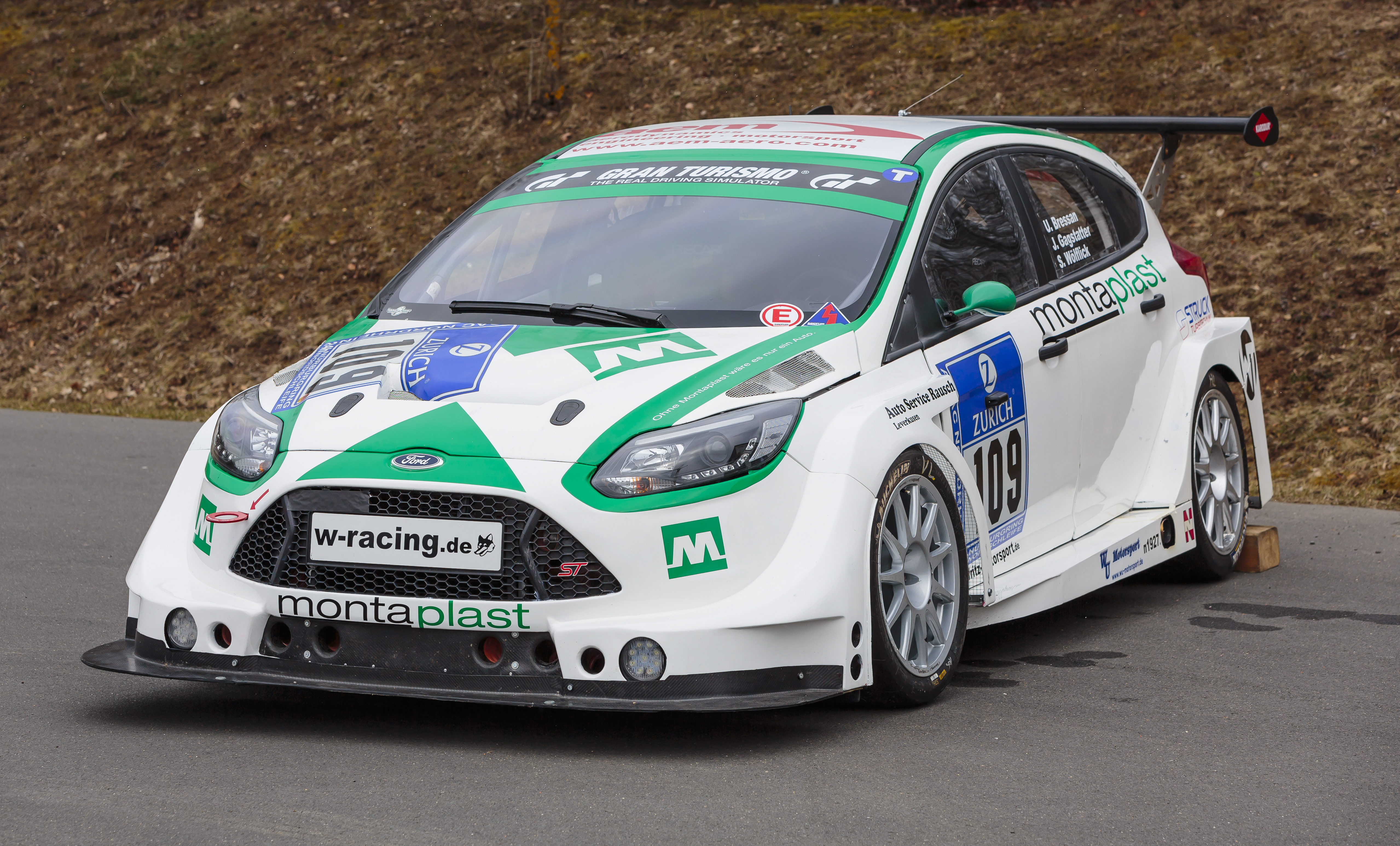 Ford Focus St Hennessey 0 60