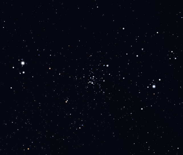 Depiction of NGC 559
