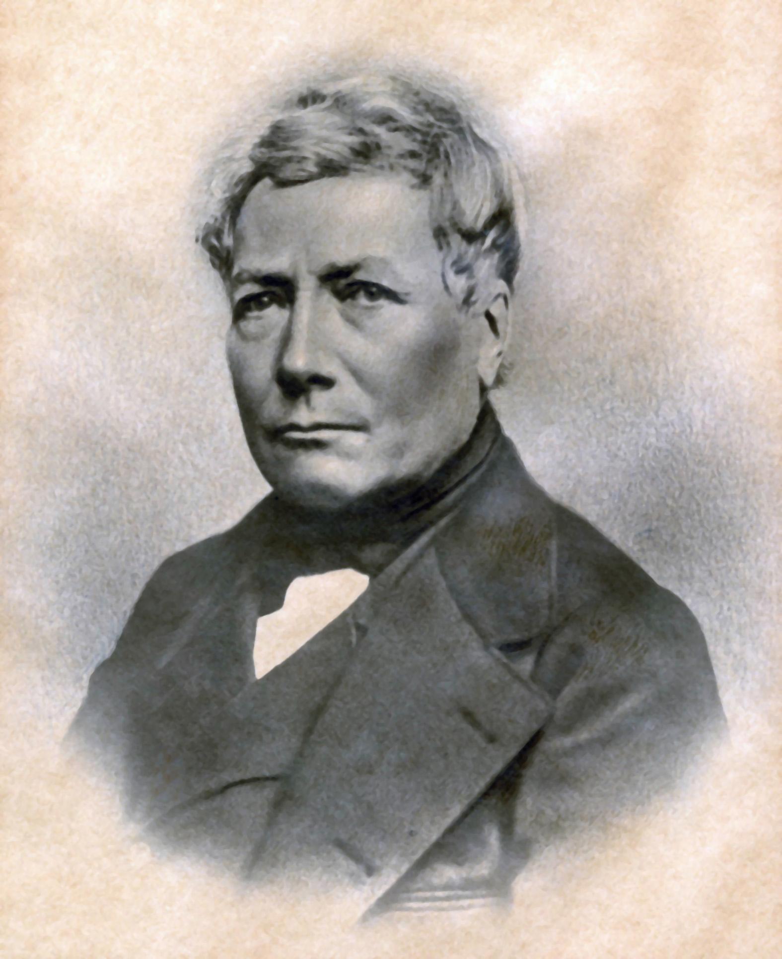 Depiction of Jean Baptiste Noulet