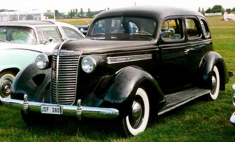 File Nash 3828 Ambassador 4 Door Sedan 1938 Jpg