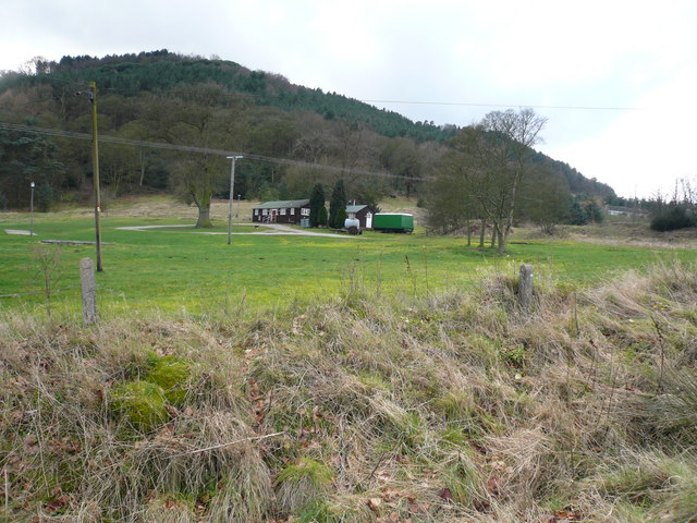 Overton Camp - View from Gin Lane - geograph.org.uk - 348714