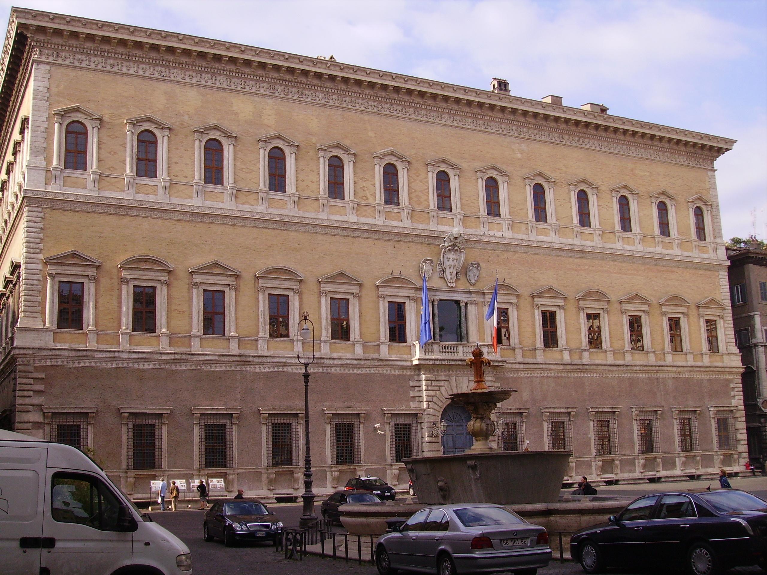 palazzo farnese - photo #14