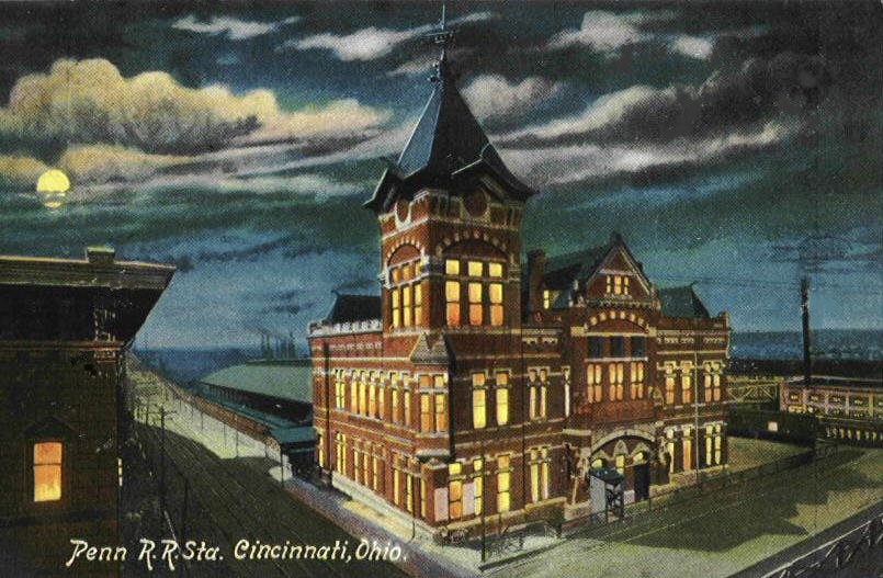 pennsylvania station cincinnati wikipedia