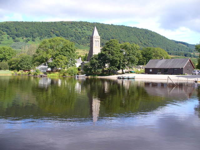 Port of Menteith - geograph.org.uk - 219155