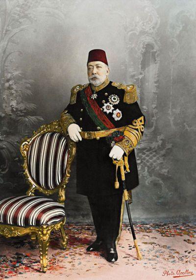 Мехме́д V Реша́д (2 ноября 1844 — 3 июля 1918) — султан Османской империи с 27 апреля 1909 по 3 июля 1918 года.