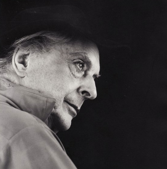Quentin Crisp in New York City 1992 photo by Ross B. Lewis license CC BY-SA 4.0