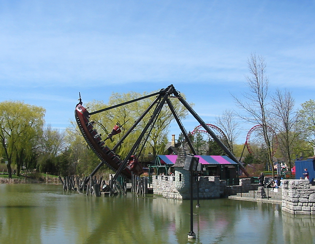 The Rage (Canada's Wonderland) - Wikipedia