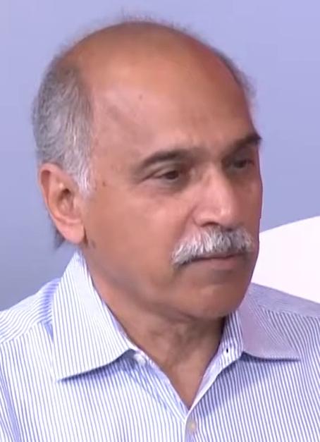 Shankar in 2018