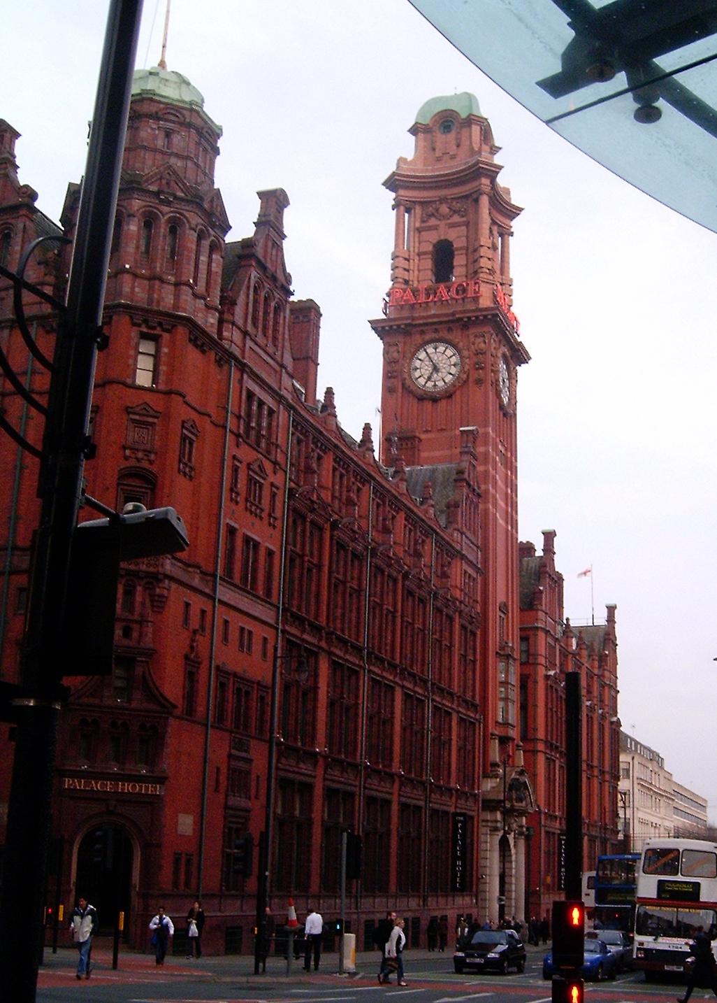 Refuge Hotel Manchester