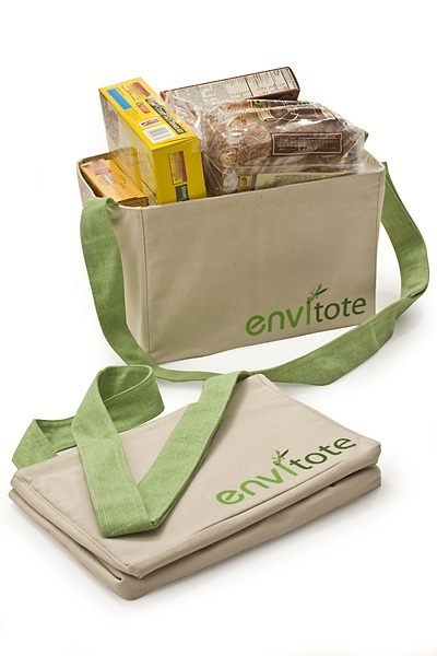 EnviTote eco-friendly, reusable bag
