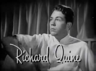 Richard Quine American actor