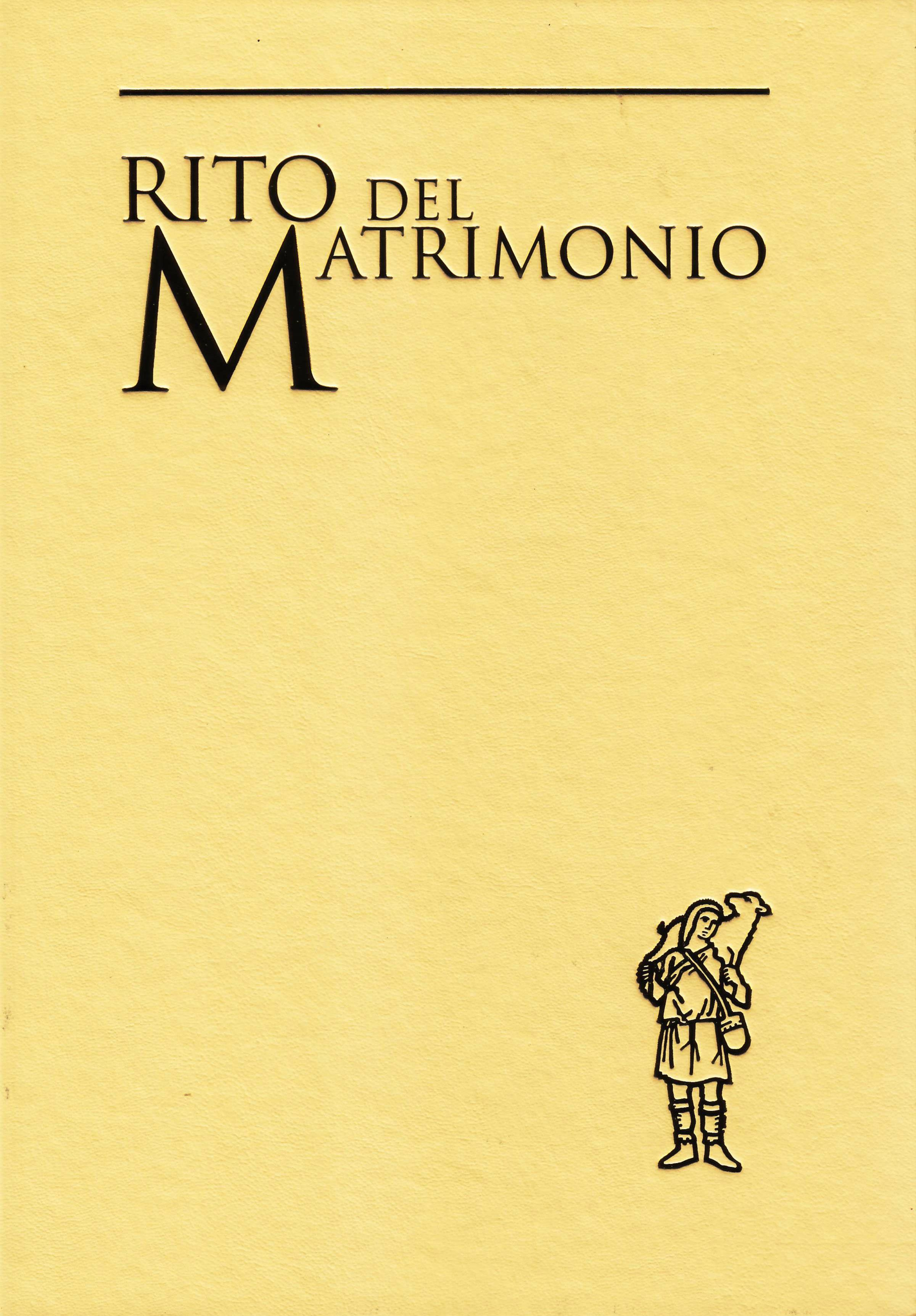 Matrimonio Rito Romano Libretto : File rituale romano rito del matrimonio g wikipedia