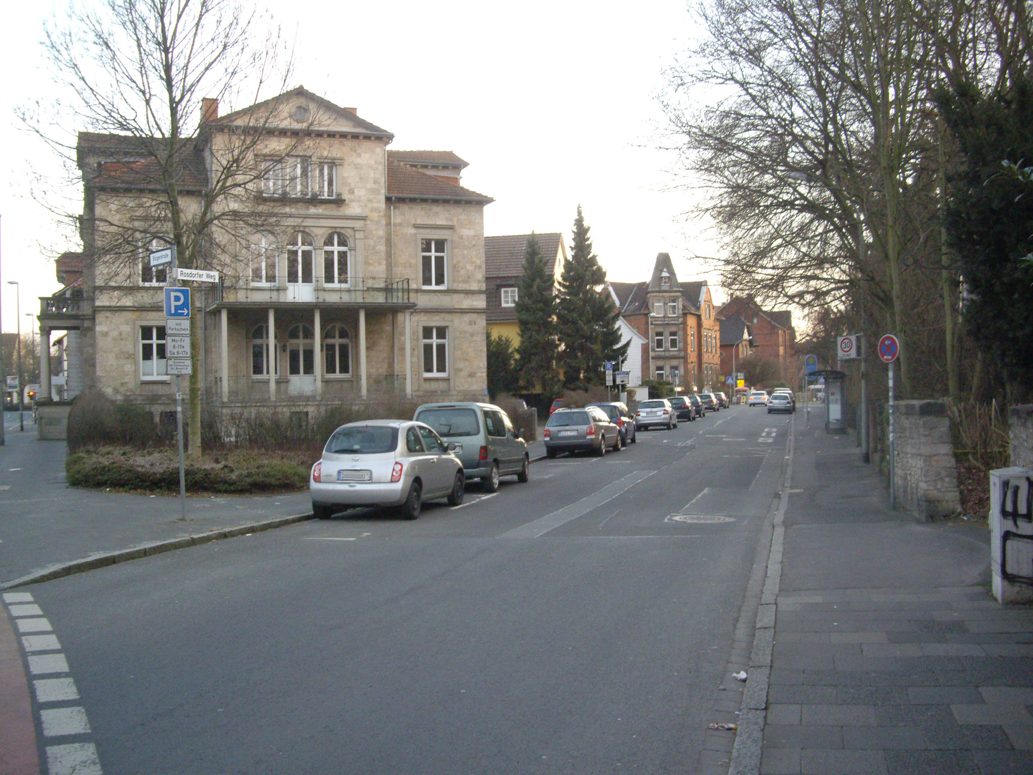 Rosdorfer Weg