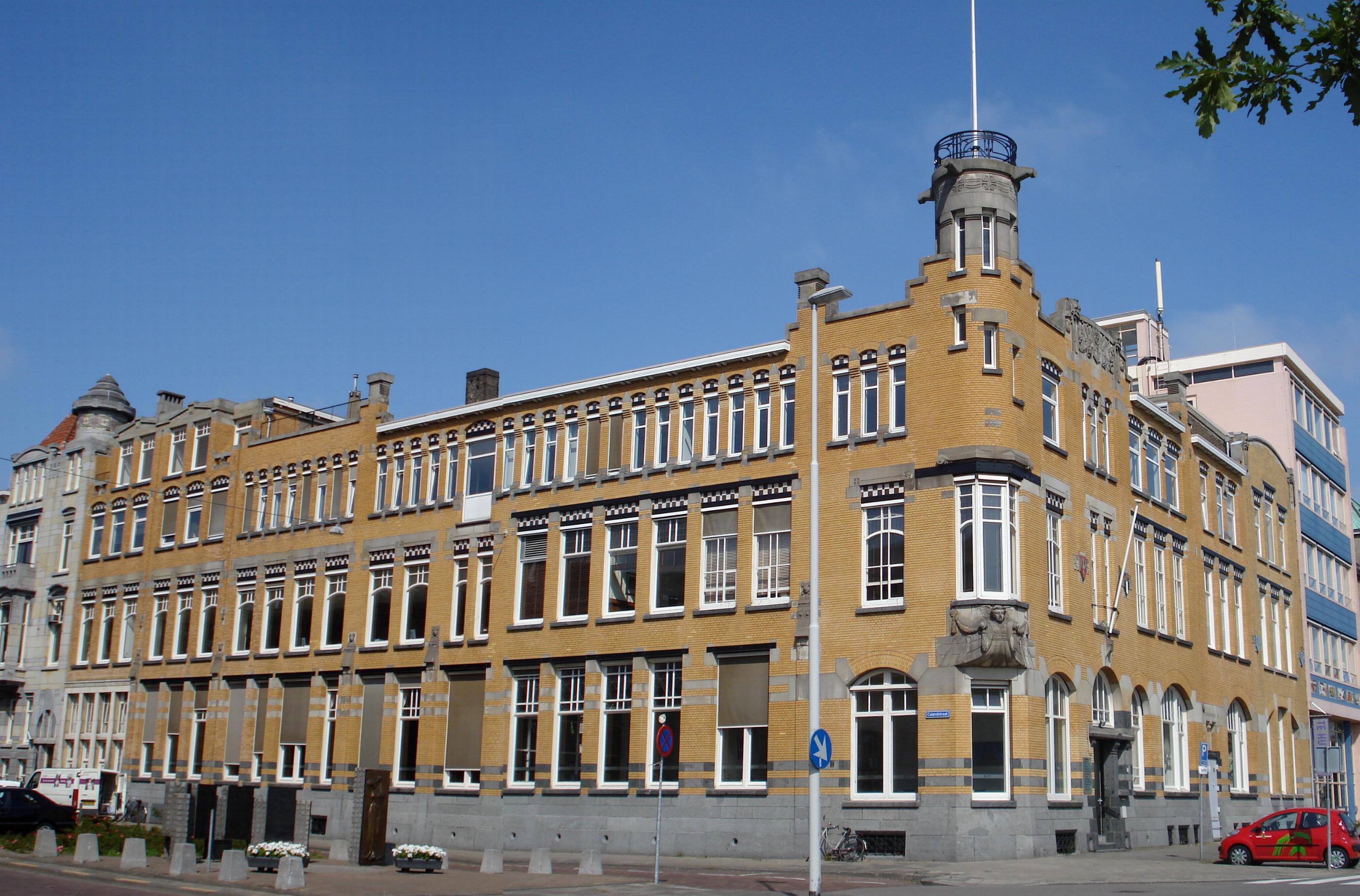 Voormalig kantoor rotterdamse lloyd in rotterdam for De lantaarn rotterdam