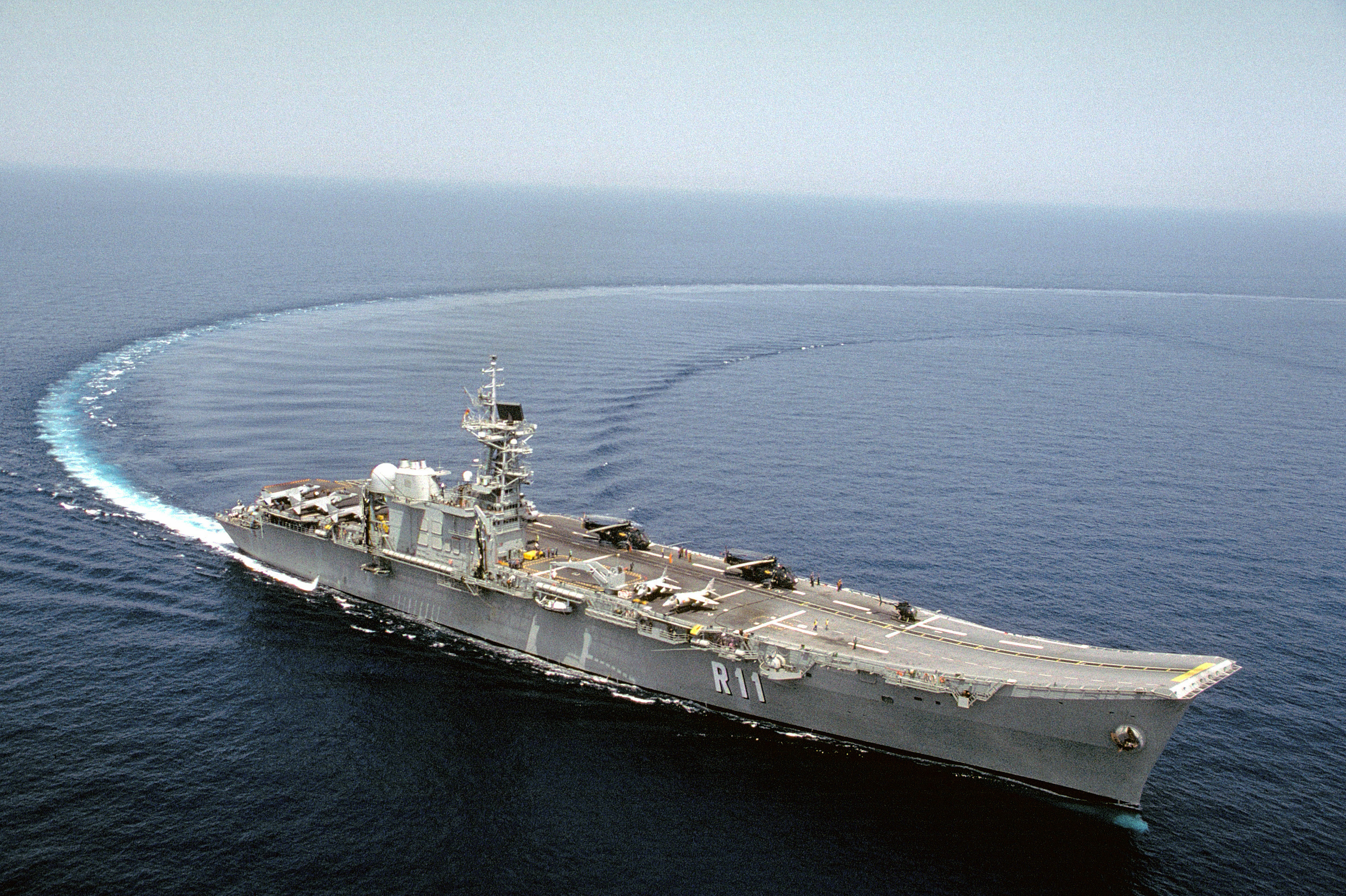 PN in interested in ex-Spanish aircraft carrier?Spanish Aircraft Carrier Prince Of Asturias
