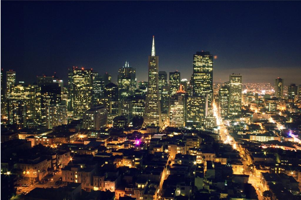 skyline san francisco - photo #29