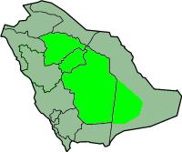 Saudi Arabia - Nejd region locator.png