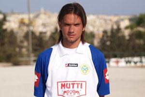 André Schembri Association football player (born 1986)