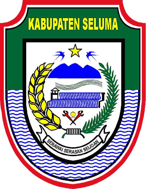 Hasil gambar untuk logo kabupaten seluma