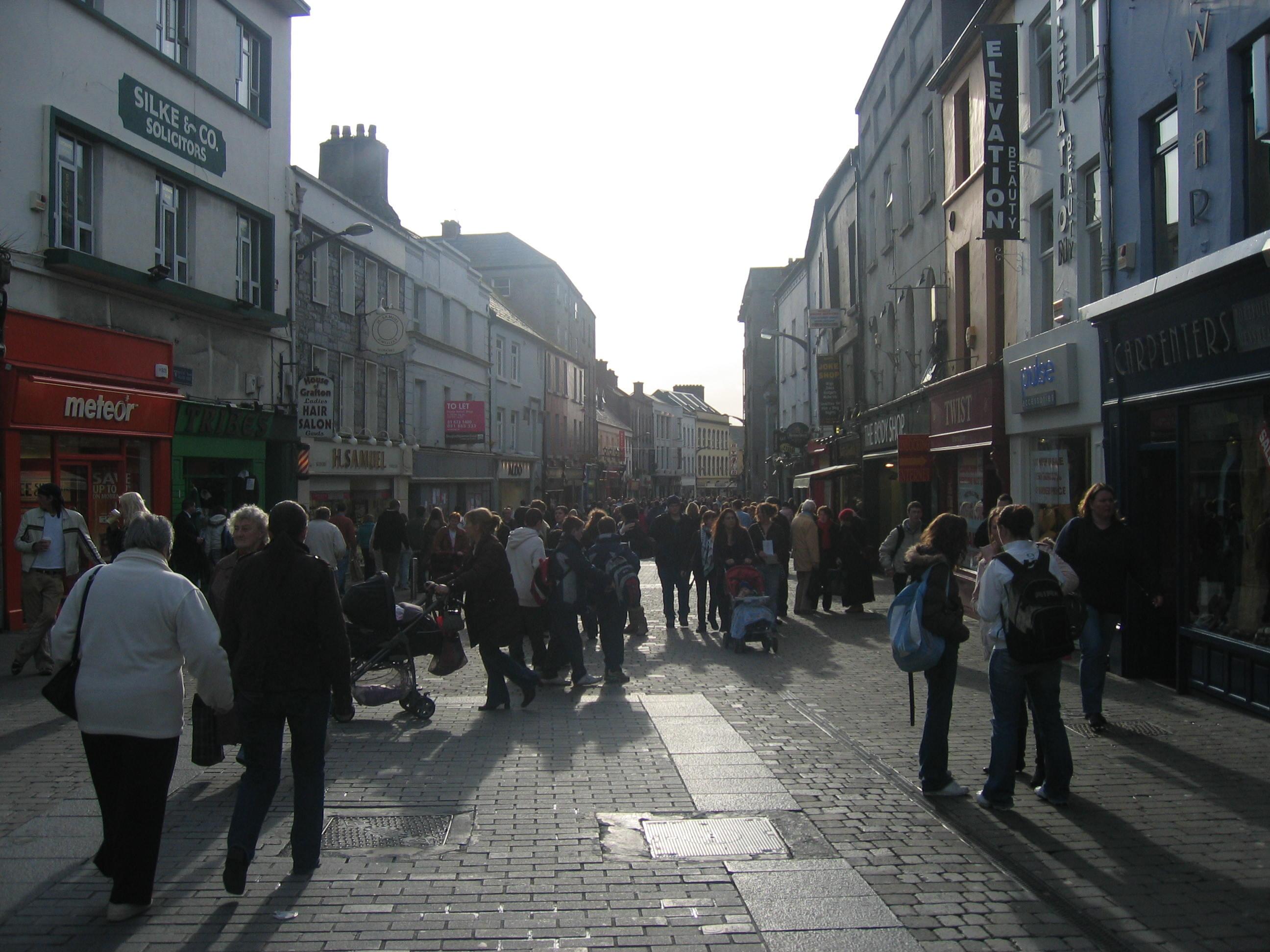 shop street