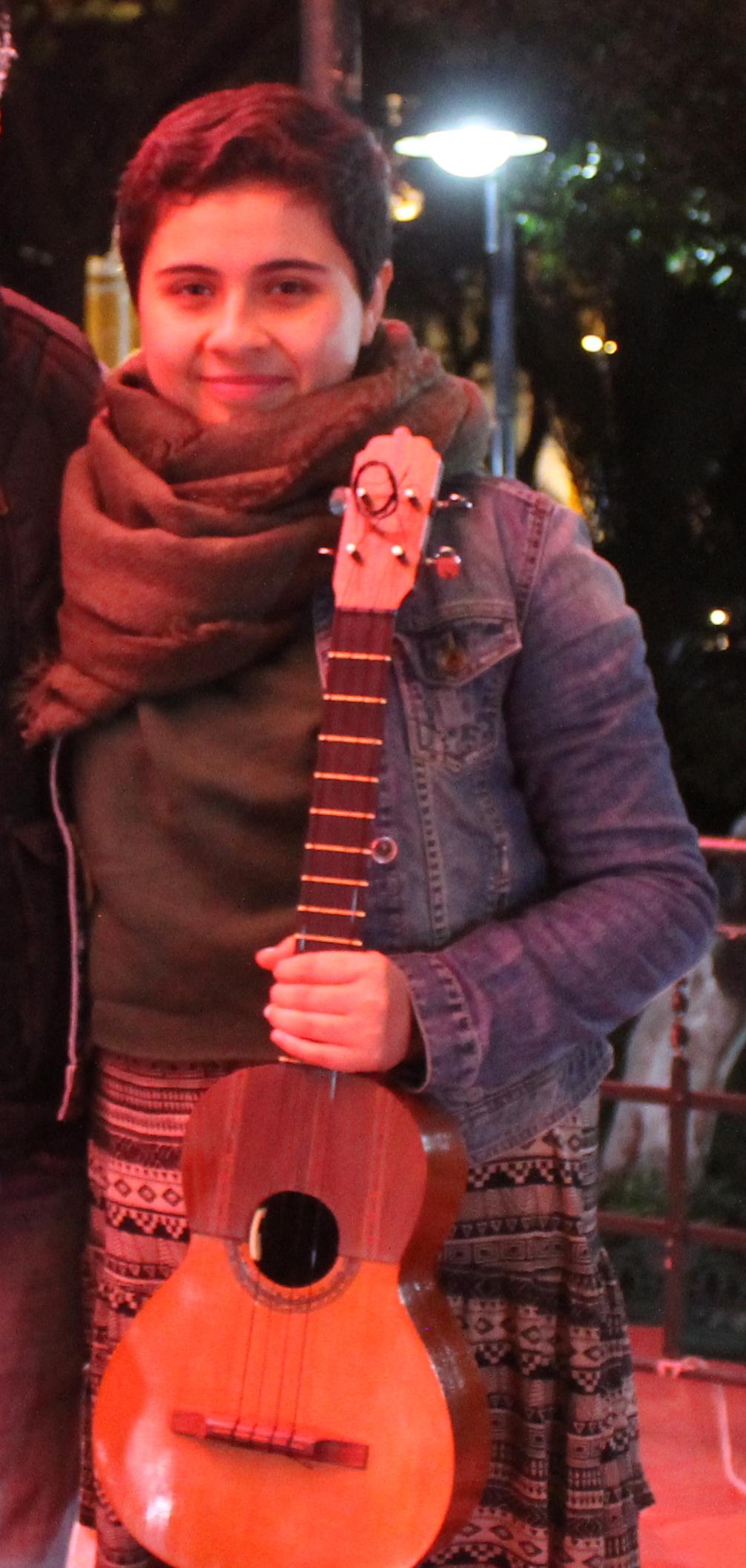 Picture of a band or musician: Silvana Estrada