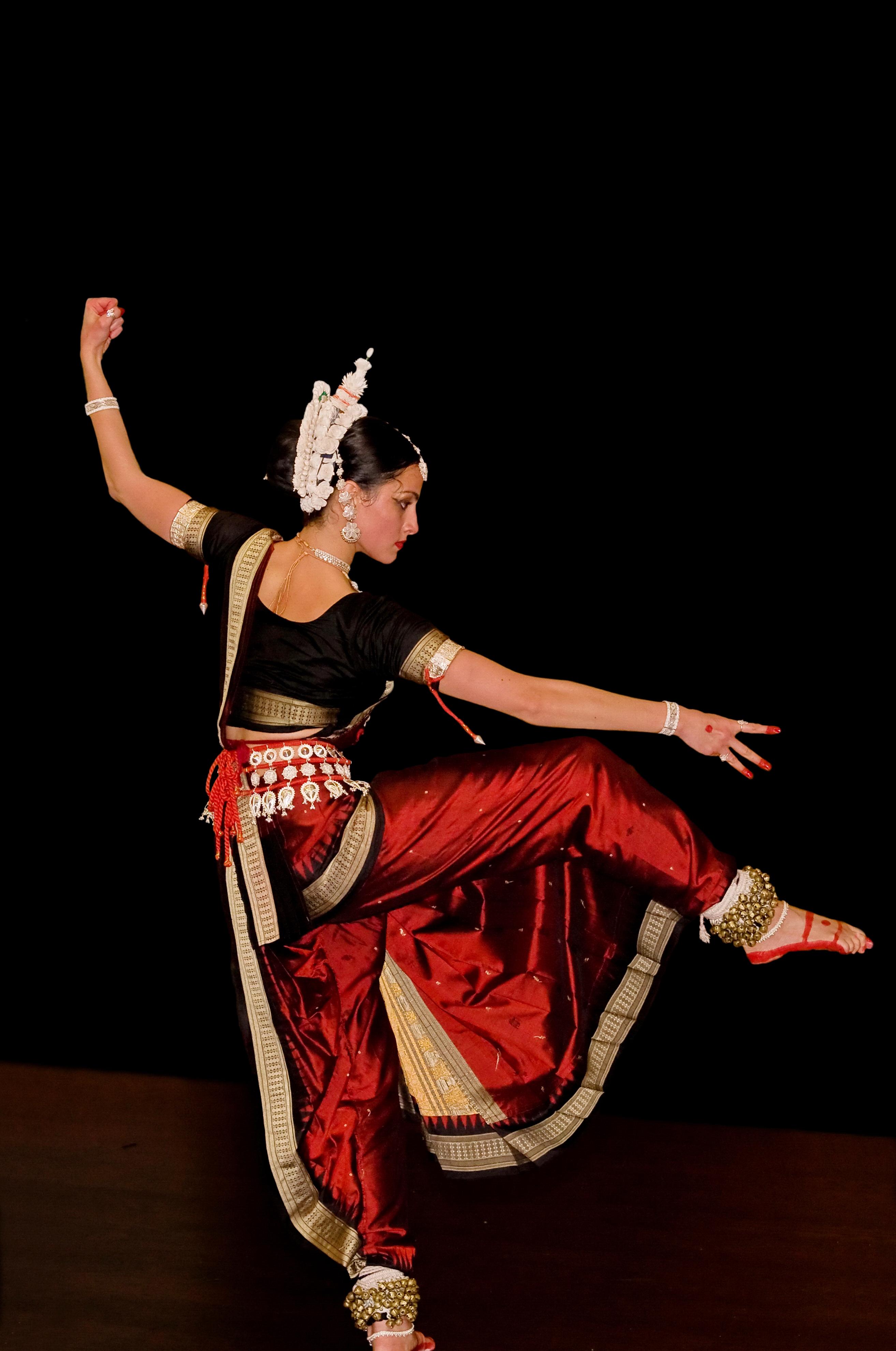The bharat natyam the unveiling