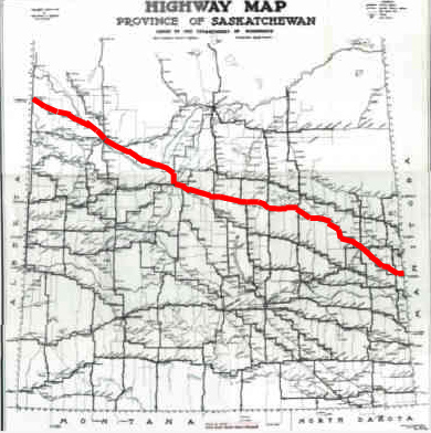 Saskatchewan Highway 16 – Wikipedia