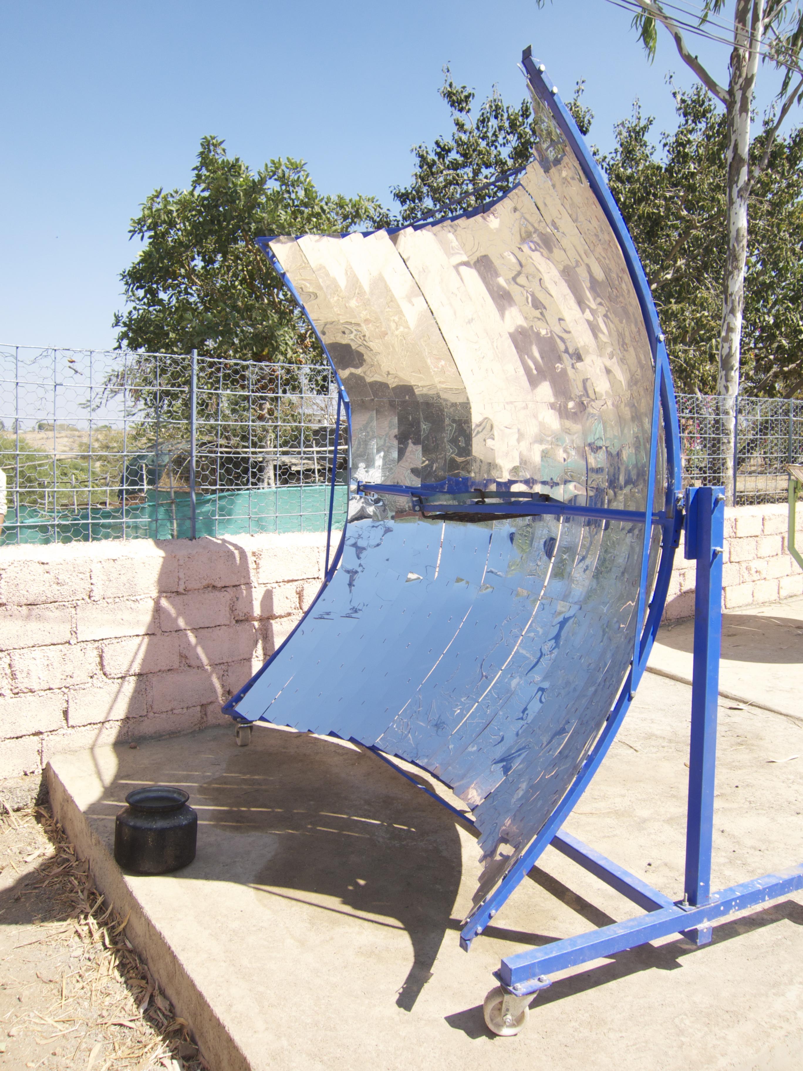 Solar Oven Design Ideas