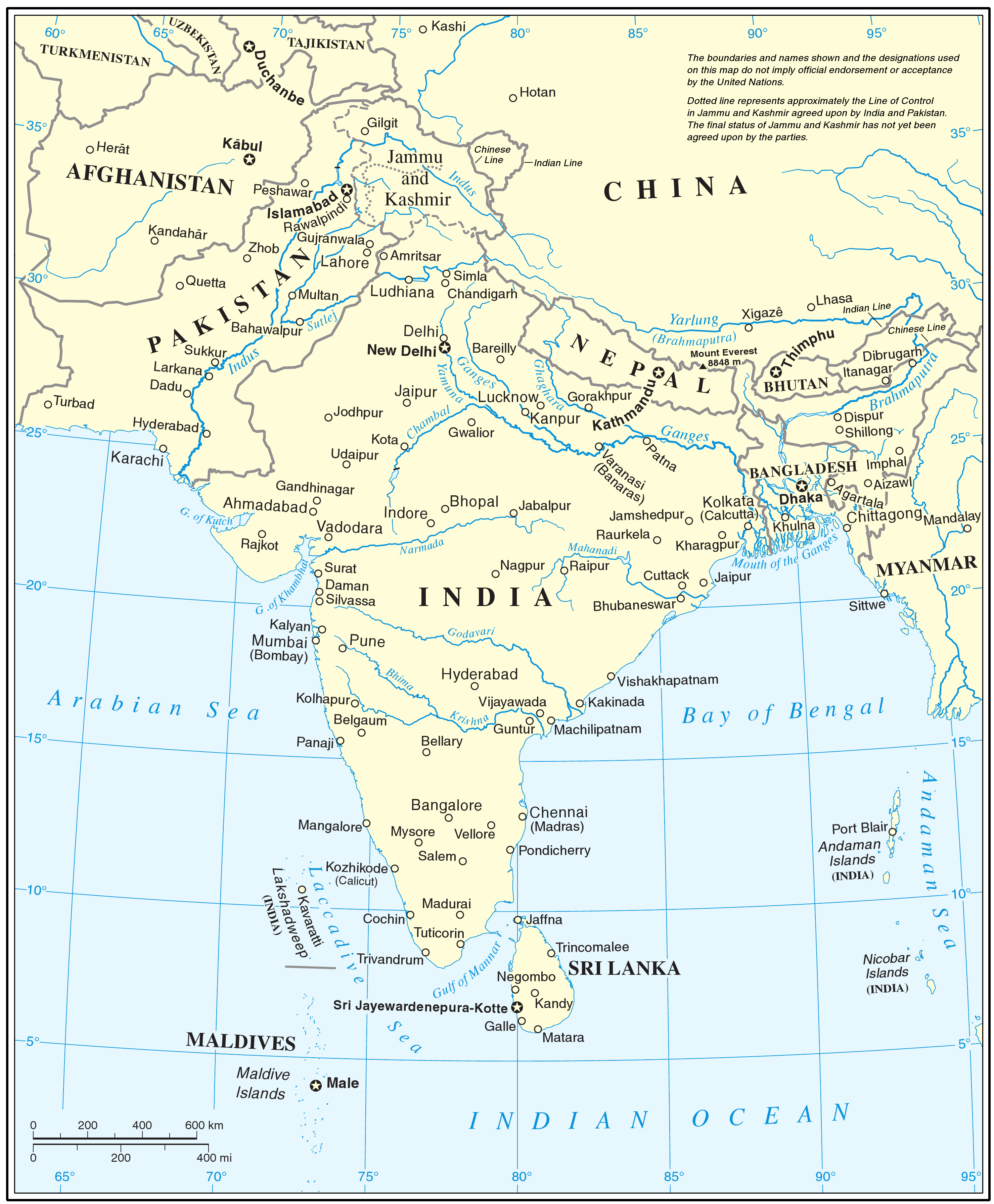 south asia South asia, also known as the indian subcontinent (or the subcontinent) is a triangular landmass, bordered by the himalayas in the north, the indian ocean in the south, and the ganges and indus river valleys in east and west.