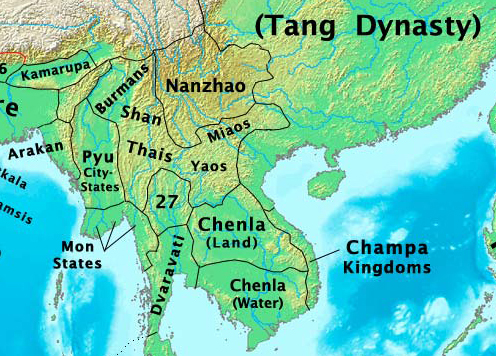 Map Of Asia 800 Ad.File Southeast Asia 800ad Jpg Wikimedia Commons