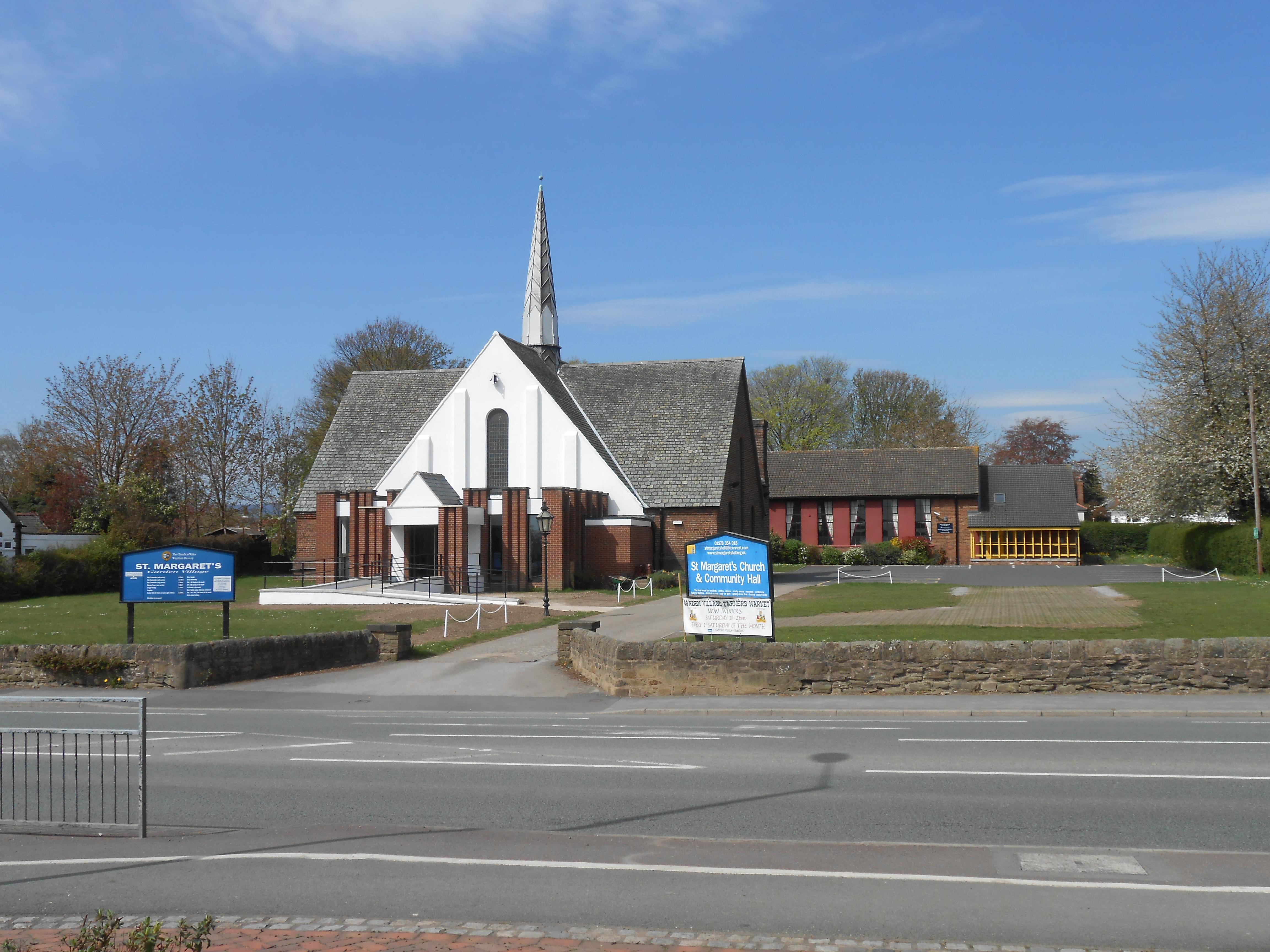file st margaret s church garden village 8 wikimedia mons