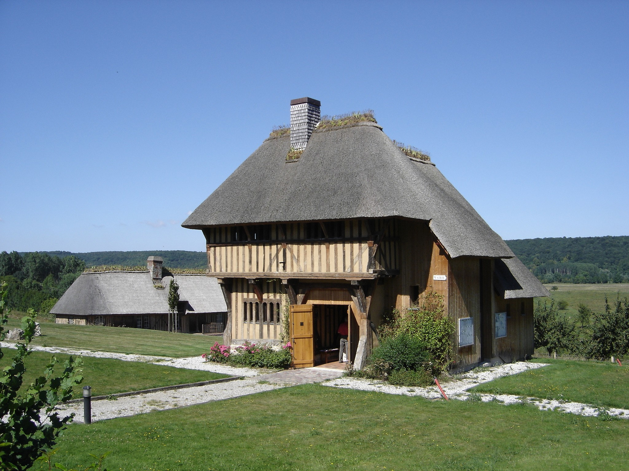 The Home of Inventor Ichabod Payne St_Sulpice_de_Grimbouville