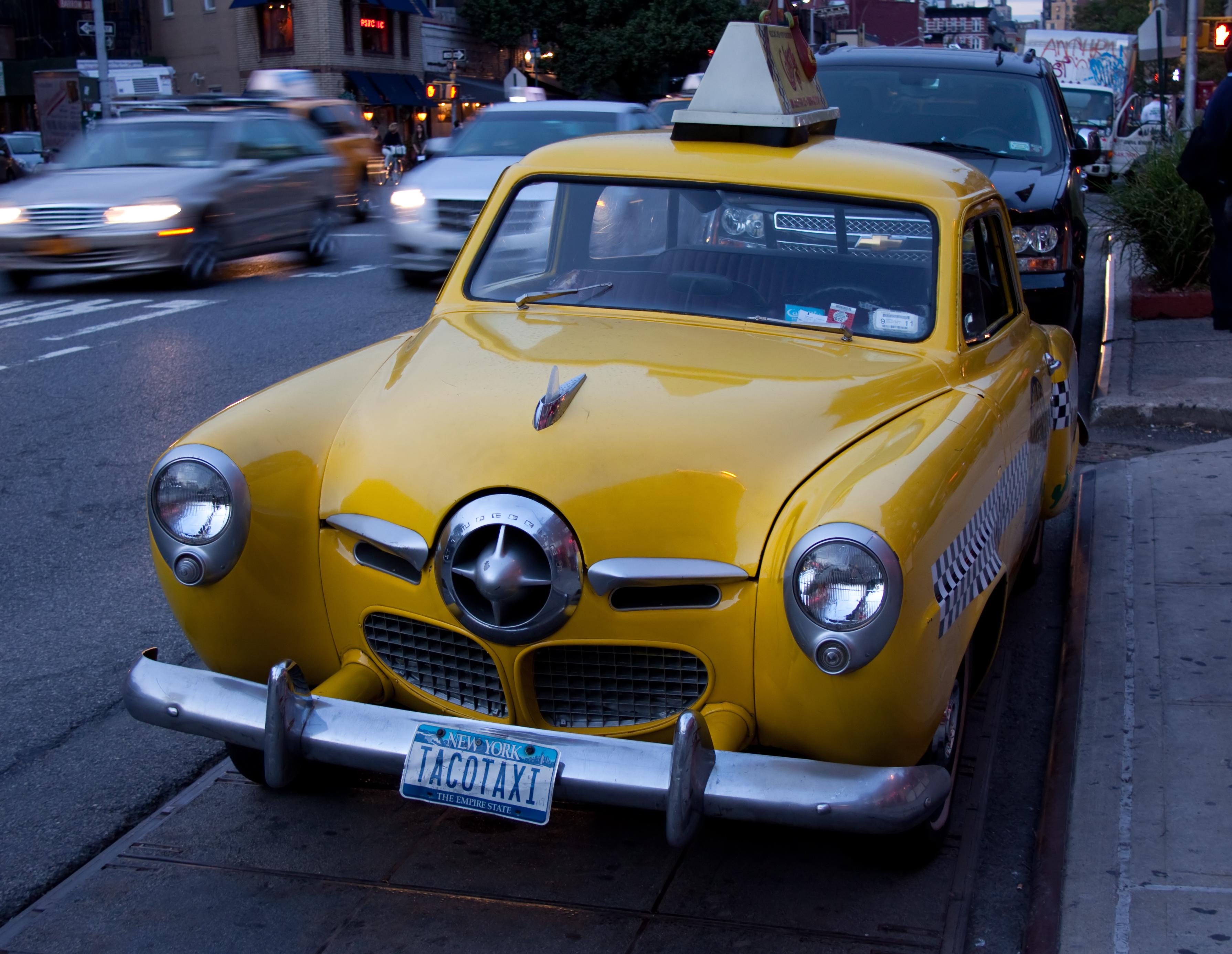Using Taxi In Ireland Instead Of Hiring Car